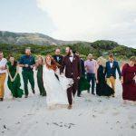 Boho Beach Festival Wedding in Hermanus by Coba Photography