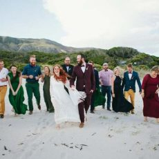 Boho Beach Festival Wedding in Hermanus by Coba Photography