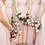 Pantone Rose Quartz Bridesmaid Dresses