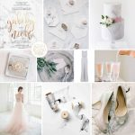 Inspiration Board: Marble & Blush