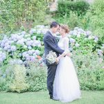 Elegant Country Blues Wedding at Le Franschhoek by Adene Photography