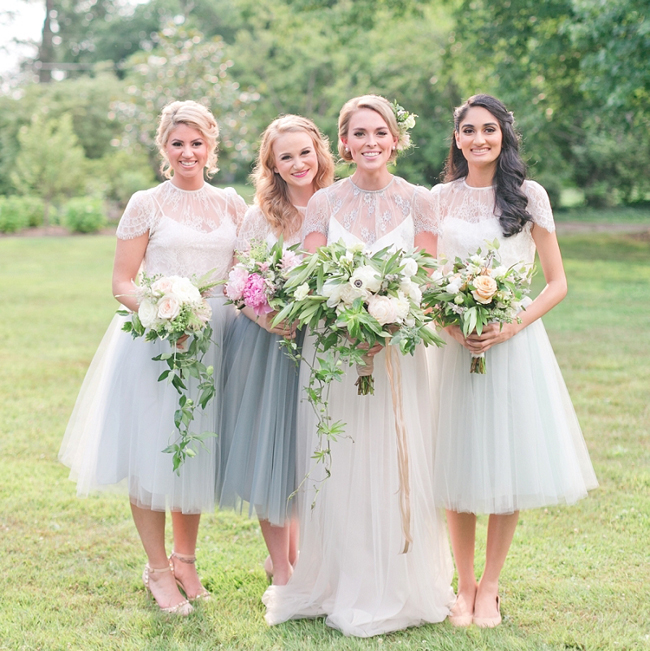 Bridesmaid Fashion Trends For In 2017 Southbound Bride