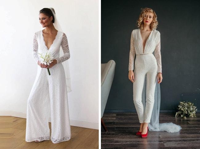 Bridal Jumpsuits For Sale