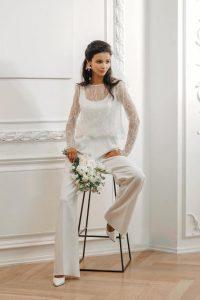 Chic Bridal Jumpsuits