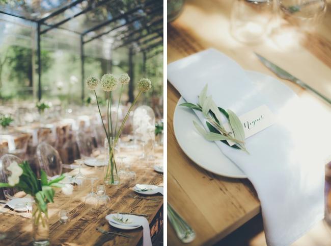 Magical Forest Wedding Decor   Image: Fiona Clair