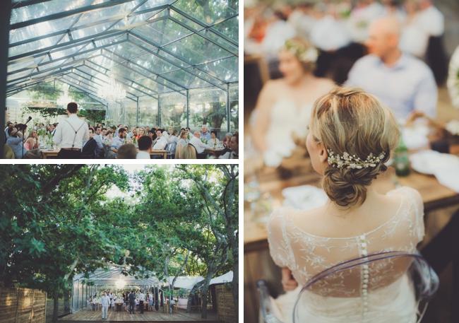 Die Woud Wedding Venue   Image: Fiona Clair