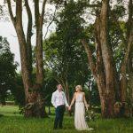 Boho Natural Wedding at Camp Orchards by Kikitography
