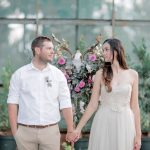 Botanical Boho Engagement by Clareece Smit