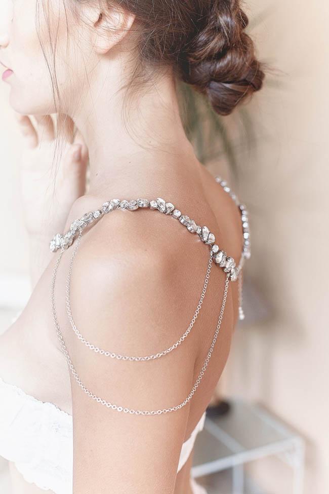 Gatsby Bridal Body Jewelry
