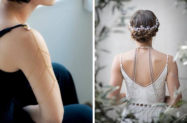 Bridal Body Chains