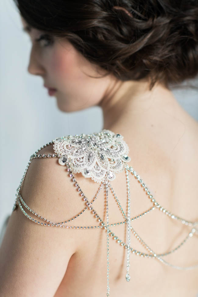 Beautiful Bridal Body Jewellery From Etsy Southbound Bride