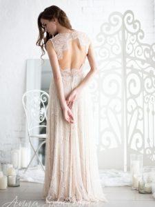 Boho Wedding Dresses from Etsy (8)