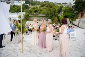 Elegant Cape Town Beach Wedding by Samantha Clifton Photography