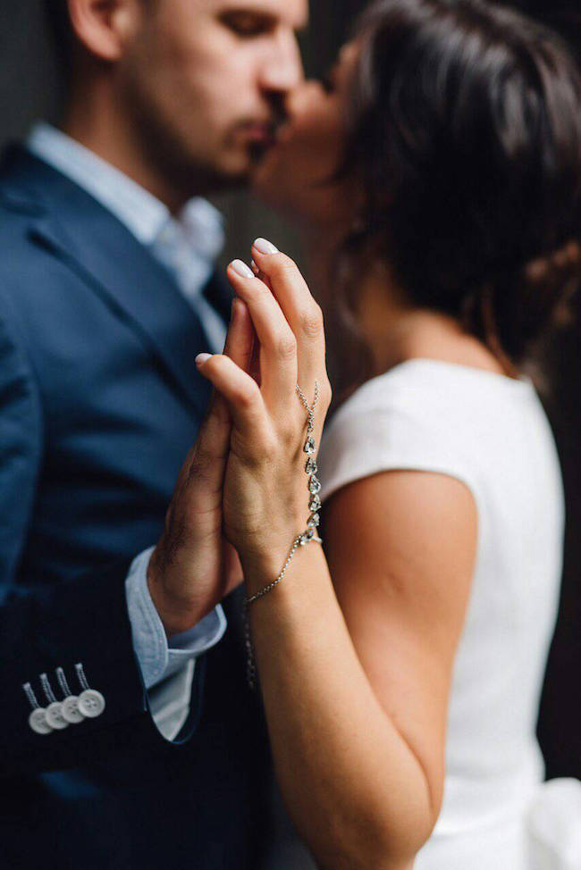 Bridal Hand Jewelry