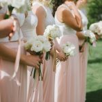 Just Peachy Winelands Wedding at Lothian Vineyards by Claire Thomson