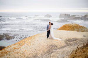 Clifton Beach Couple Portrait