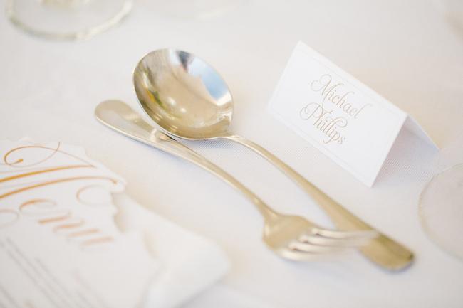 Wedding Silver Cutlery