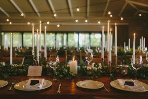 Boho Natural Table Setting