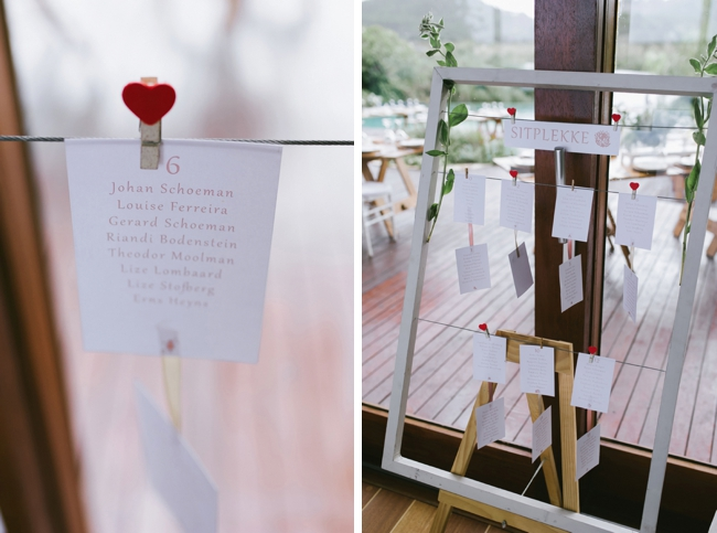 Heart Peg Table Plan