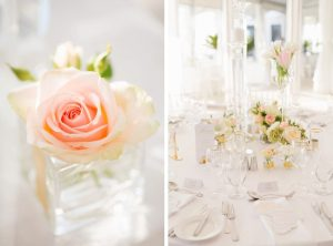 Elegant Pink & Gold Cape Town Wedding by Tasha Seccombe