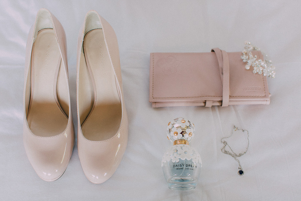Wedding Shoes and Accessories| Credit: Michelle du Toit