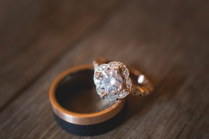 Wedding Rings | Credit: Those Photos