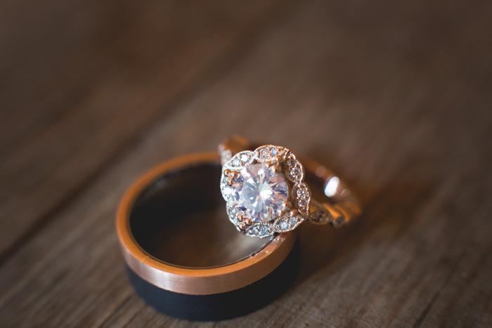Wedding Rings | Credit: Those Photos