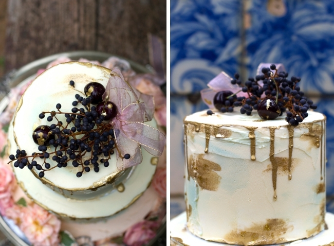Halloween Wedding Cake | Credit: Mooi Photography