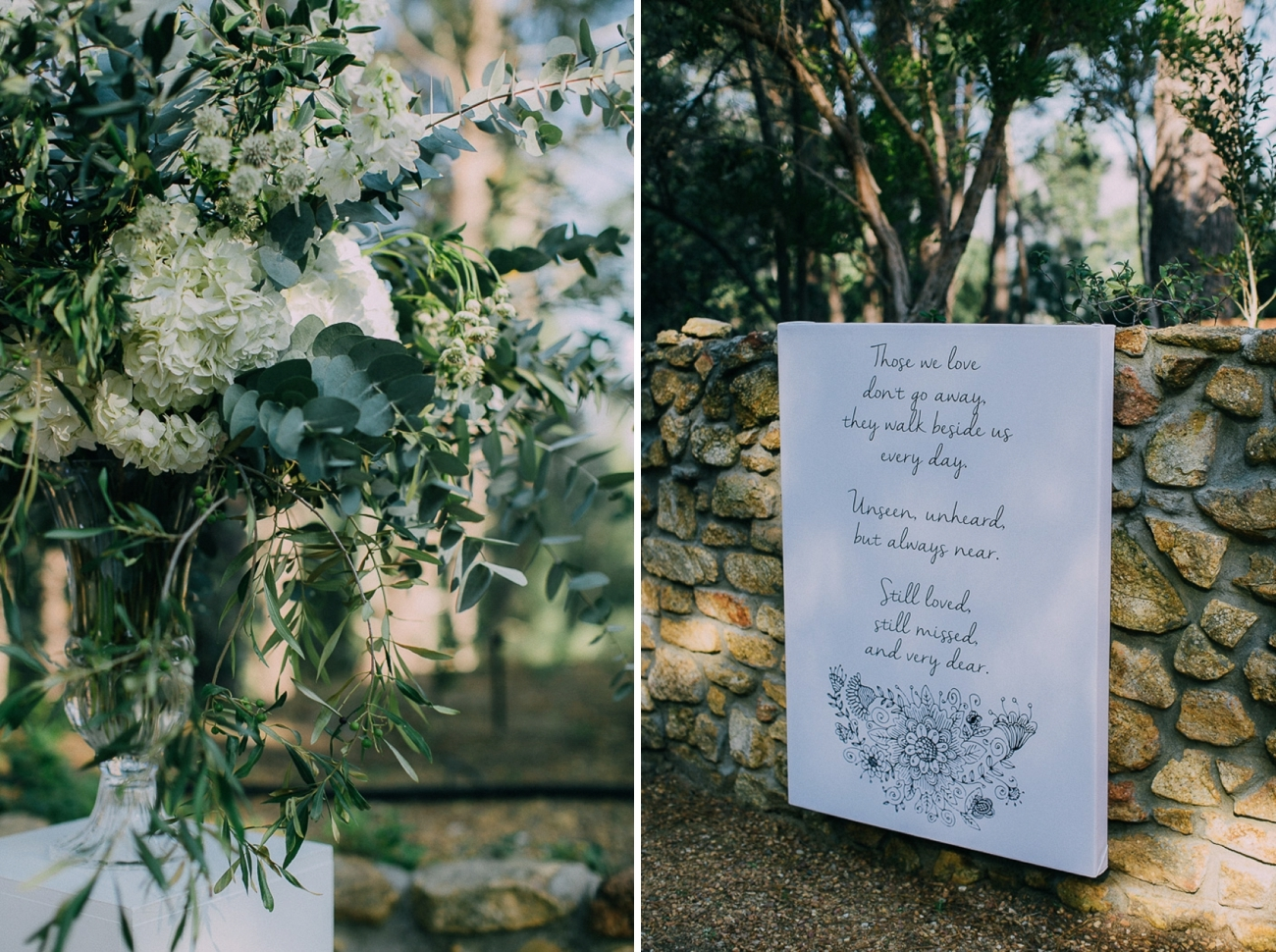 Sign Honouring Loved Ones | Credit: Michelle du Toit
