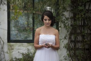 Haunted Garden Halloween Wedding Inspiration | Credit: Mooi Photography