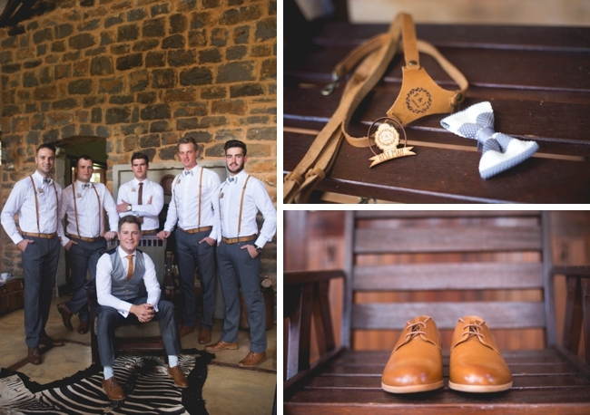 Copper & Green Wedding | Credit: Those Photos