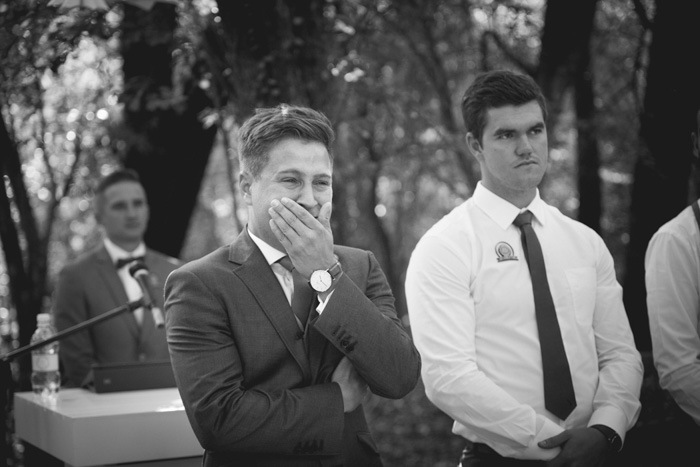 Emotional Groom | Credit: Those Photos