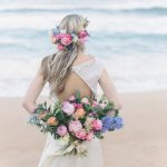 Pastel Boho Beach Picnic E-shoot Inspiration