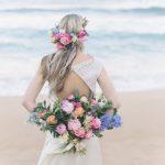 Pastel Boho Beach Picnic E-shoot Inspiration