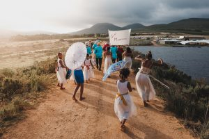 Bohemian Wedding Parade | Credit: Bold As Love