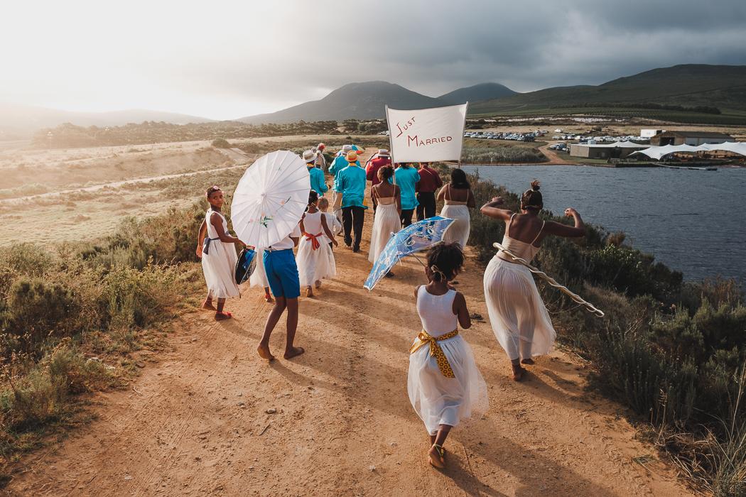 Bohemian Wedding Parade | Credit: Bold As Love