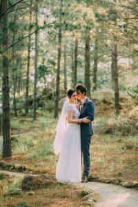 Forest Wedding | Credit: Michelle du Toit
