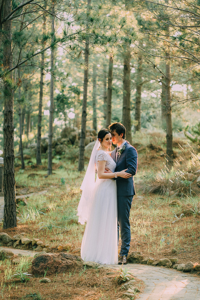 Forest Wedding | Credit: Michelle du Toit