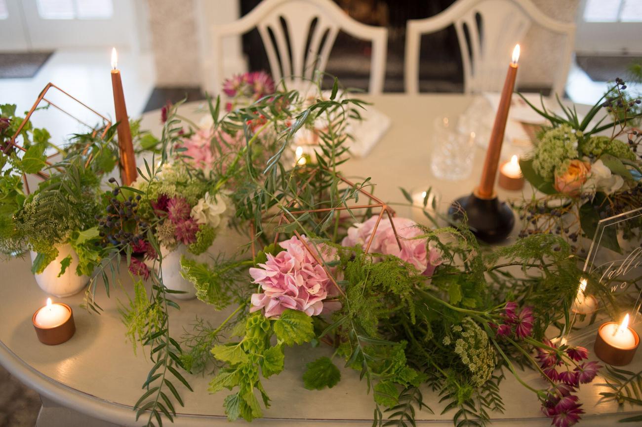 marble copper bridal inspiration southbound bride. Black Bedroom Furniture Sets. Home Design Ideas