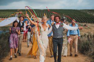 Wedding Love Parade | Credit: Bold As Love