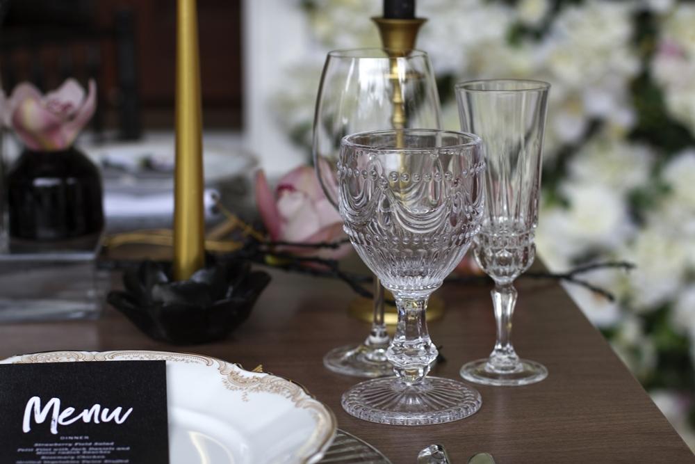 Haunted Garden Halloween Wedding Inspiration | Credit: Mooi Photography