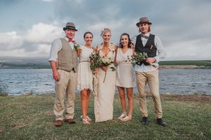 Boho Wedding Party | Credit: Bold As Love