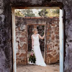 Beauty in Ruins Wedding Inspiration