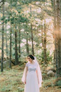 Robyn Roberts Wedding Dress | Credit: Michelle du Toit