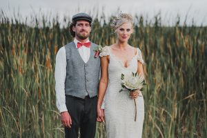 Boho Bride & Groom | Credit: Bold As Love