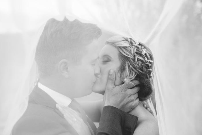 Copper & Green Wedding | Credit: Those Photos