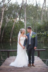Bride and Groom | Credit: Those Photos