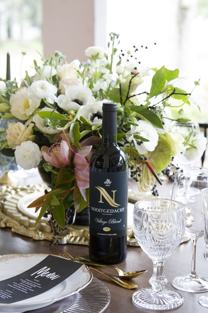 Nooitgedacht Wedding Table Decor | Credit: Mooi Photography