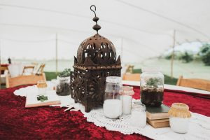 Moroccan Table Decor | Credit: Bold As Love
