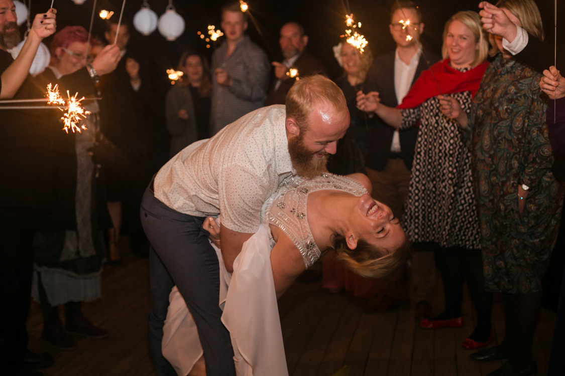 First Dance | Image: Long Exposure